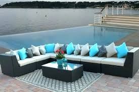 Patio Furniture Seat Cushions Costco Outdoor Furniture Medium Image For Amazing Outdoor