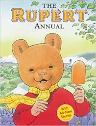 rupert bear annual 2009 amazon uk stuart trotter
