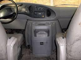 Ford Van Interior 2001 Ford Econoline Cargo Interior Pictures Cargurus