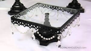 cake stands wholesale jeweled black cupcake stand for unique cupcake displays by koyal