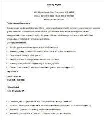 hostess resume examples getjob csat co