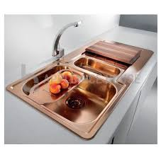 Best  Stainless Kitchen Sinks Ideas On Pinterest Deep Kitchen - Copper kitchen sink reviews
