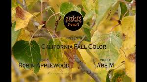 california fall color 2016