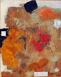 saatchi art abstract in rust painting by john clay