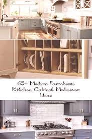 kitchen cabinet makeover ideas 65 modern farmhouse kitchen cabinet makeover ideas