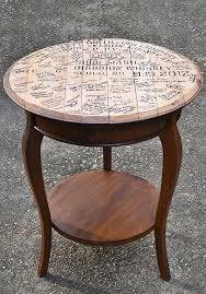whiskey barrel side table elegant bourbonwine barrel end table rescued mill worx barrel end