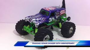 grave digger monster truck 30th anniversary traxxas grave digger vxl new upgrades for 2013 youtube
