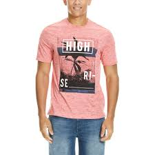 buy bench hats bench graphic s s t shirts dusky red men s