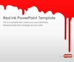 11 best red powerpoint templates images on pinterest ppt