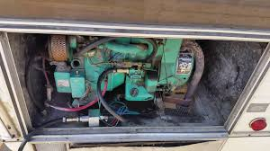 onan generator 2 75aj in a 1977 dodge rv youtube