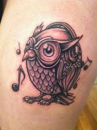 simple owl tattoo designs pictures to pin on pinterest tattooskid