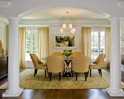dining room columns open dining area defined columns traditional dining room columns dining room columns ideas pictures remodel and decor ideas