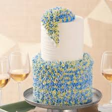 Wilton Cake Decorating Ideas Elegant Hydrangea Cake Wilton
