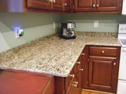 kitchen cozy lowes quartz countertops with brown kitchen cabinets