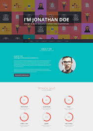 Online Resume Portfolio by 20 Intriguing Online Resume Templates Web U0026 Graphic Design