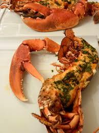 cuisiner le homard congelé homard breton rôti au beurre d estragon une cuillerée pour papa