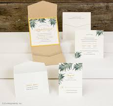 tropical wedding invitations wedding invitations color services