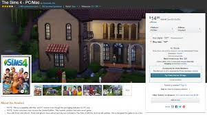 amazon prime black friday sales black friday sale get the sims 4 on amazon for 15 sims community