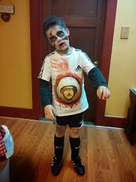 softball player halloween costume zombie soccer player costume how to from my blog