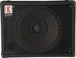 8 ohm bass speaker cabinet eden ex115 8 compact 1x15 inch 300 watt 8 ohm bass speaker cabinet