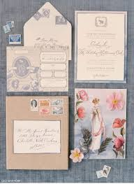 luxury wedding invitations by ceci new york our muse old world