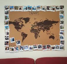 The 25 best World map decor ideas on Pinterest