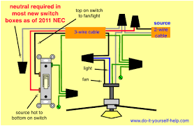 wiring diagram switch loop ceiling fan ms fixit