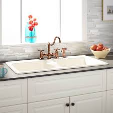 Double Sinks Kitchen by Top 25 Best Double Kitchen Sink Ideas On Pinterest Kitchen Sink