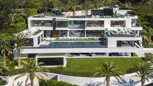 this 250m bel air home is the most expensive house for sale in