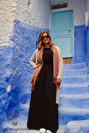 The Blue City Morocco by Bri In The Blue City Chefchaouen Morocco U2014 Travelingmitch