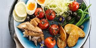 cuisine estivale assiette composée estivale facile et pas cher recette sur cuisine