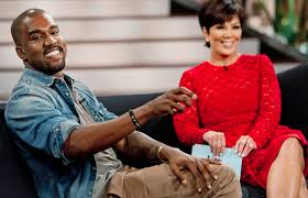 Kris Jenner Live - kanye west to kris jenner kim kardashian and north west give me