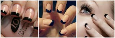 9 ideas to make french manicure make good look