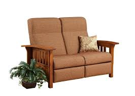 american mission reclining loveseat