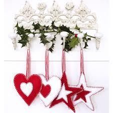 how to make festive felt christmas tree decorations trees
