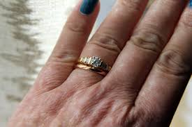all fingers rings images Any bees with dainty rings on larger sized fingers jpg