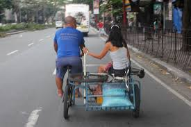 philippines pedicab mi vida sigue my life continues the philippines my arrival in