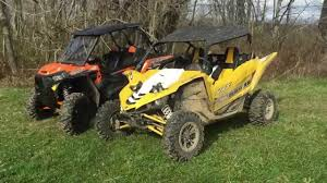 polaris battle of the buggys polaris rzr xp turbo vs yamaha yxz mpi
