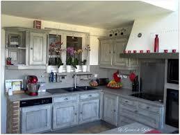 relooker une cuisine en chene relooker cuisine chene rustique argileo