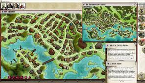 Map With Labels Fantasy Grounds The Virtual Tabletop For Pen U0026 Paper