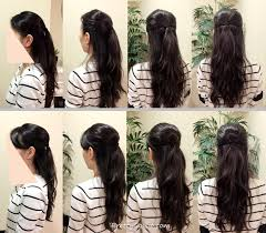 poof at the crown hairstyle hair volume better than bumpits