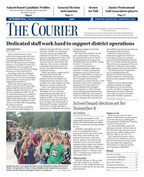 election bureau association loi 1901 the courier october 2016 by st francis area schools issuu