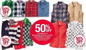 belk black friday crown apparel select styles includes