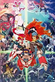 gurren lagann best 25 gurren lagann kamina ideas on pinterest gurren lagann