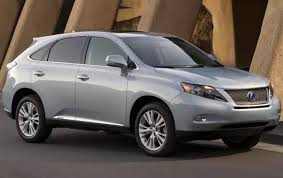 lexus suv 2010 sale 2010 lexus rx 450h information and photos zombiedrive