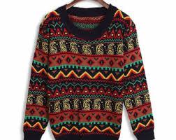 vintage sweater etsy