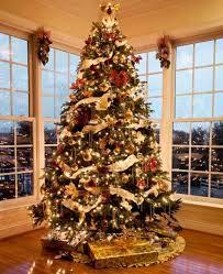 real decorated trees designcorner