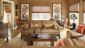 15 relaxing brown and tan living room designs home design lover