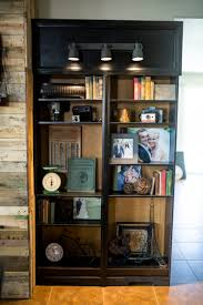 Billy Bookcase Extra Shelf Ikea Finnby Hack U0026 Pallet Wall Our New Office
