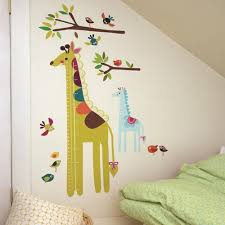 Bedrooms Set For Kids Baby Nursery Decorative Kids Growth Chart Also As Wall Decor